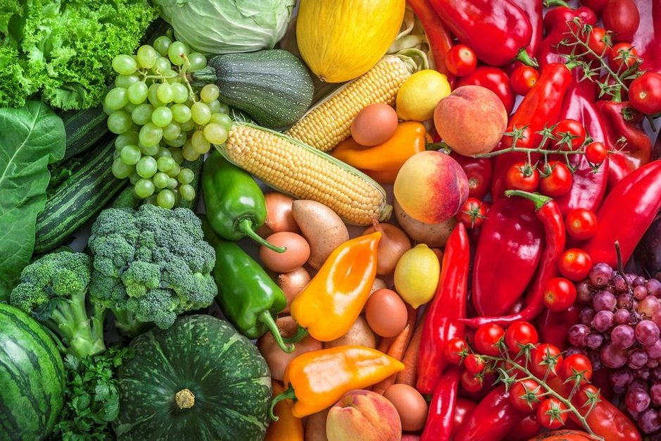 En images: les douze fruits et légumes qui contiennent le plus de pesticides
