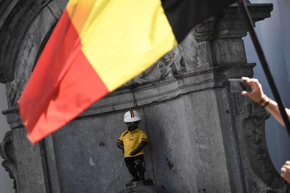 Le Tour de France en Belgique : la première étape en images