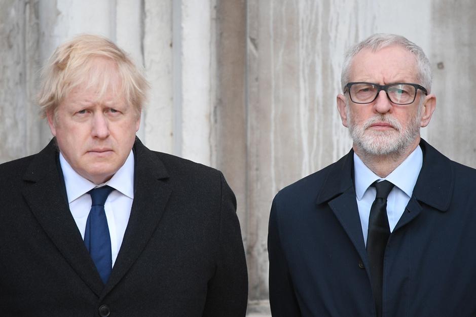 Dwarsboomt Jeremy Corbyn de plannen van Boris Johnson?