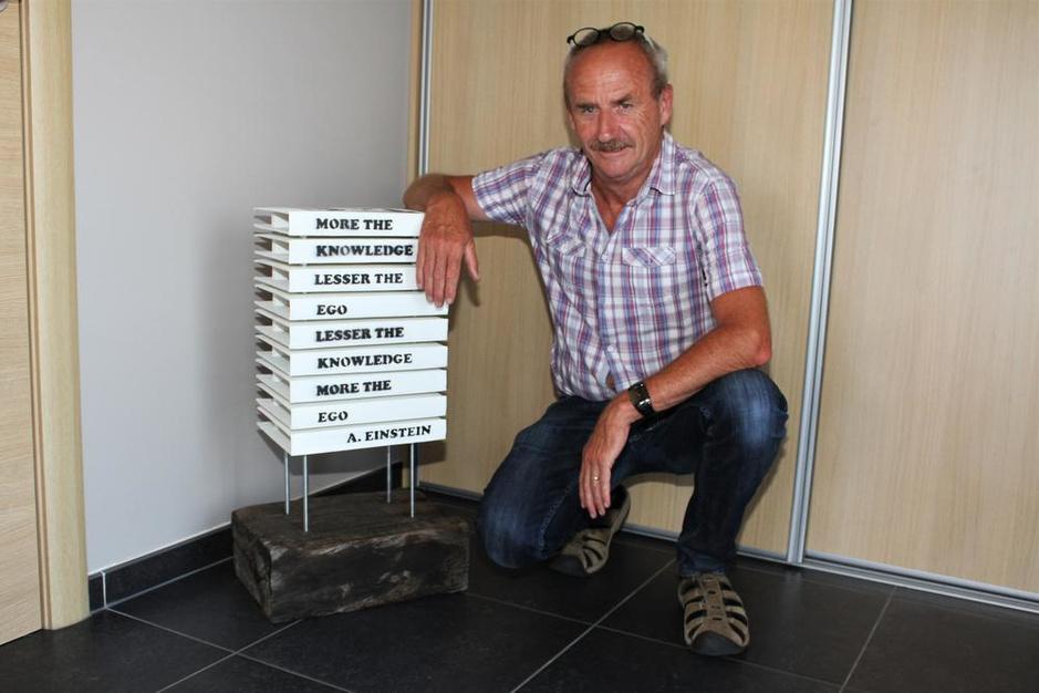 """Commissaris Guido De Greef met pensioen: """"Voor sommigen altijd de boeman"""""""