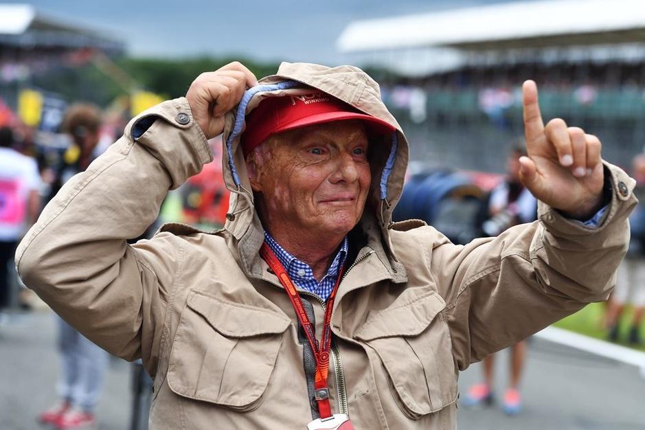 In het echt waren Niki Lauda en James Hunt helemaal geen aartsvijanden zoals in 'Rush'