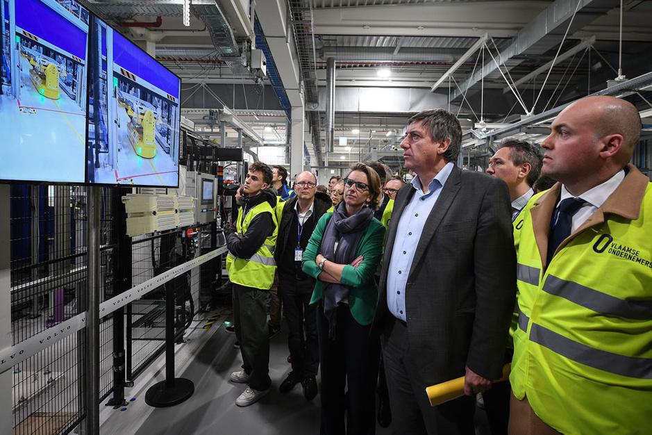 Volvo Gent bouwt als eerste volledig elektrische wagen voor de groep