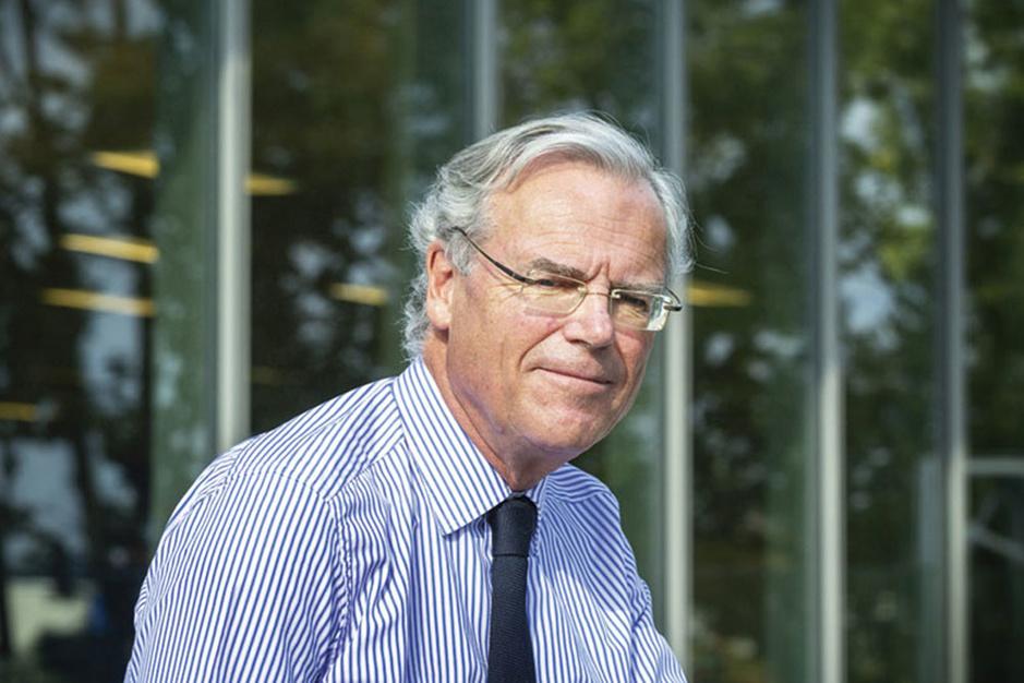 Michel Delbaere (Crop's, ex-Voka): 'Een pensioen van 1500 euro, daar kun je niet tegen zijn'