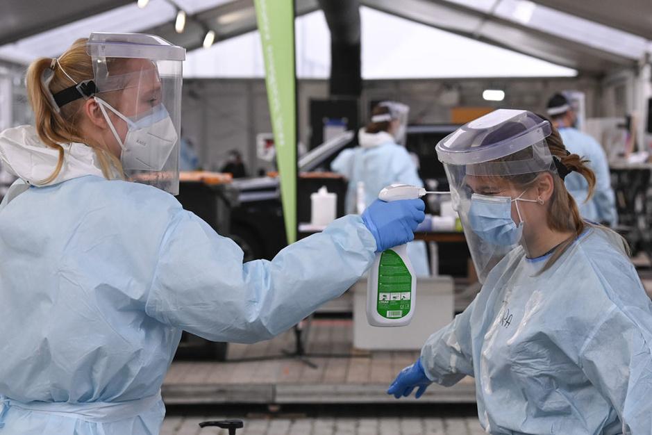 SERV-rapport over coronapreventie in België: 'Zonder zicht vaar je blind'