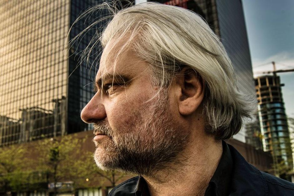Met schrijver-flaneur Pascal Verbeken door de Noordwijk: 'Brussel is geen smeltkroes'
