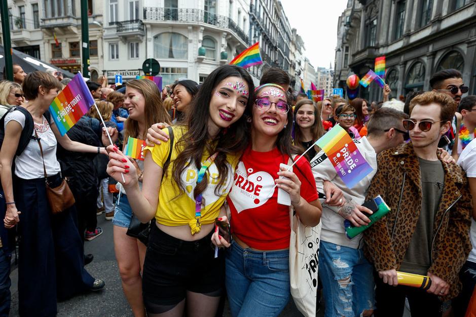 LGTBQI-gemeenschap wil continu zichtbaar zijn met Belgian Pride