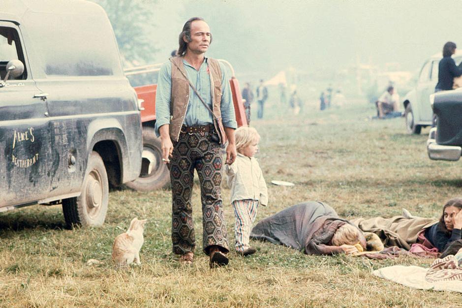 Woodstock a 50 ans: Voilà à quoi ressemblait ce festival devenu légendaire (en images)