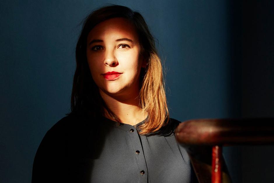 Anneleen Boehme op Jazz Middelheim: 'Néé, ik ben niet het liefje van de bassist'