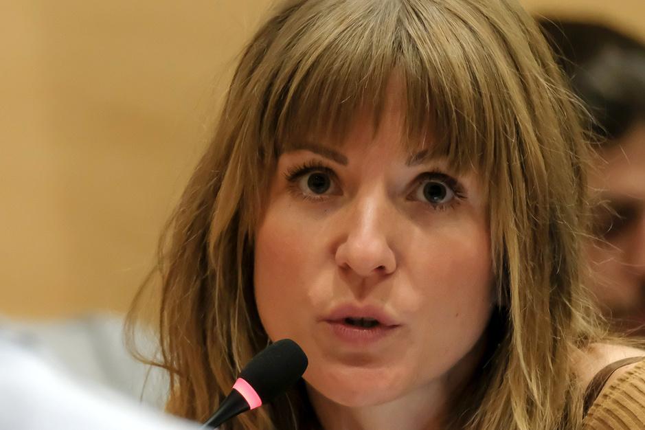 Jessika Soors (Groen): 'Verlies van controle op IS-strijders zou catastrofaal zijn'