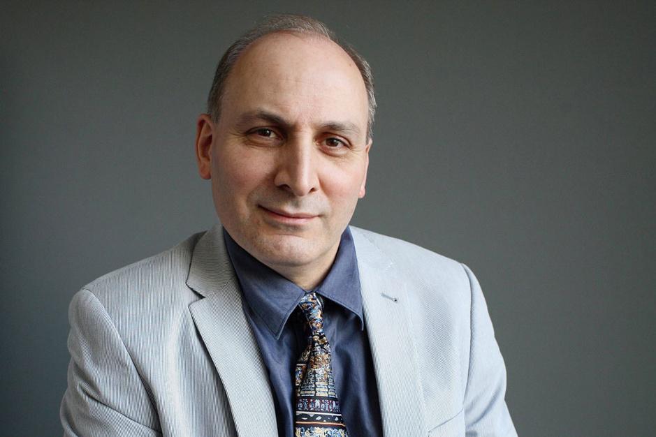 Iraans filosoof Ramin Jahanbegloo: 'Europa toont geen moreel leiderschap meer'