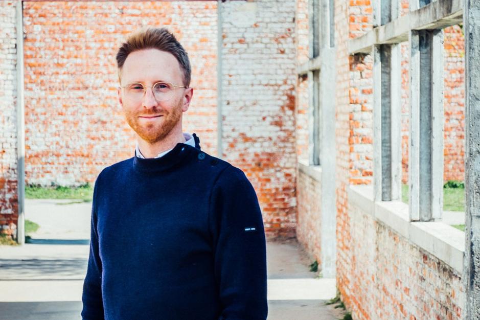 Gents bouwmeester Peter Vanden Abeele: 'Collectief wonen biedt u meer waar voor uw geld'