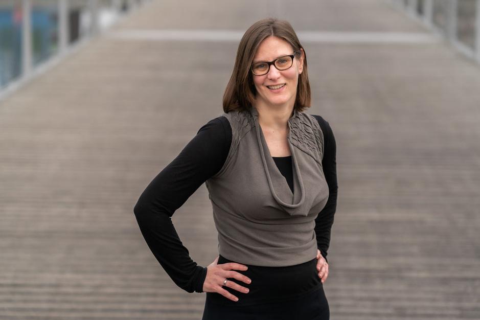Isabel Donvil (digital agency The Reference): 'De belangrijkste vraag is hoe we relevant kunnen blijven'