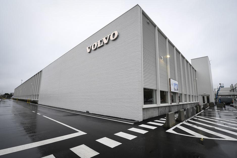 Testweek bij Volvo Car Gent: 'De veiligheid moet gegarandeerd zijn voor alle werknemers'