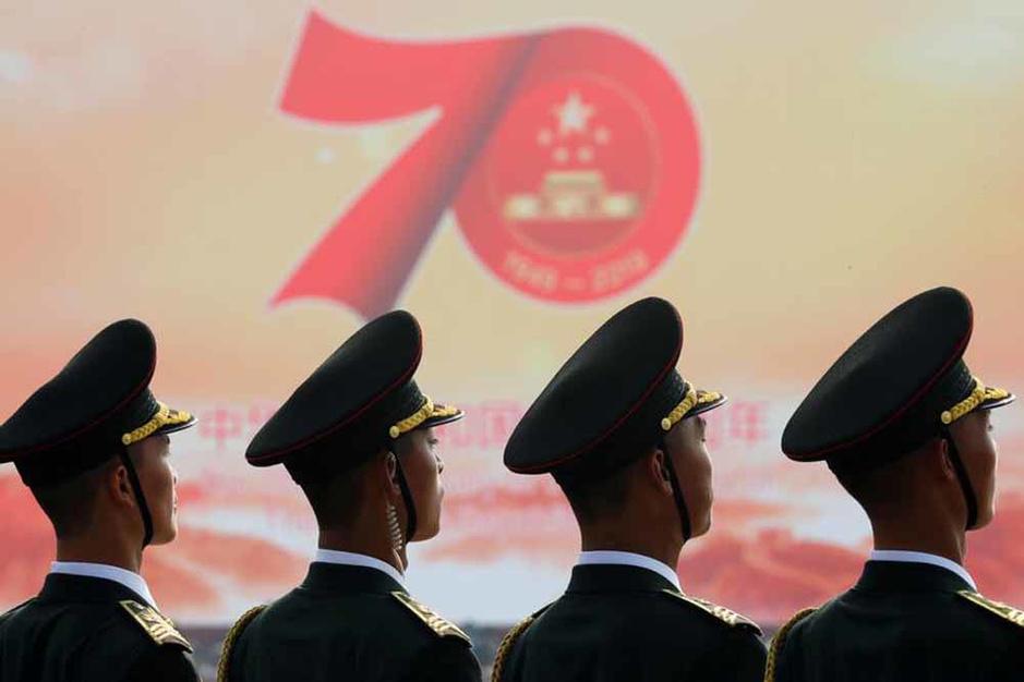 70e anniversaire de la fondation du régime communiste (en images)