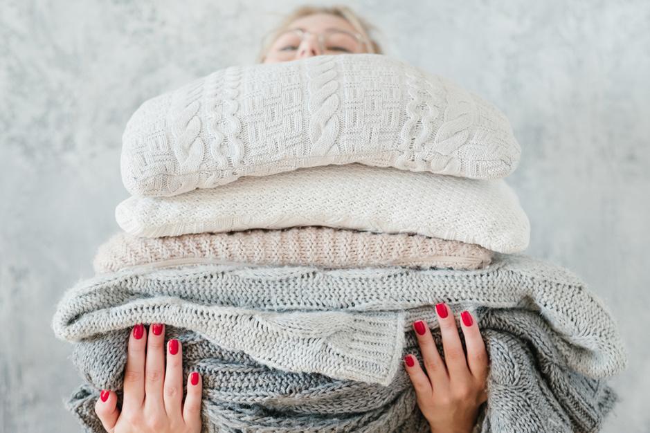 Shopping: 15 plaids pour cocooner tout l'hiver