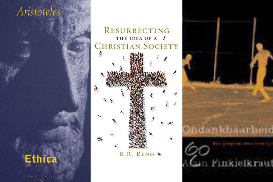 De drie beste boeken over het conservatisme volgens Matthias Storme