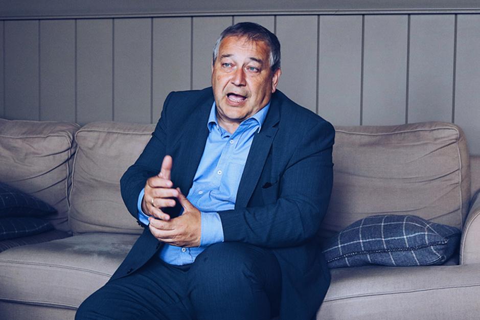 Luk Van Biesen (Open VLD) zegt het parlement vaarwel: 'Dit is de zwakste generatie voorzitters met de meeste macht ooit'