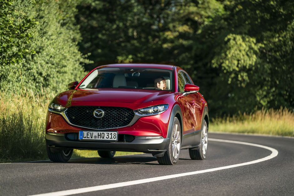 De Mazda CX-30 is anders, gelukkig maar