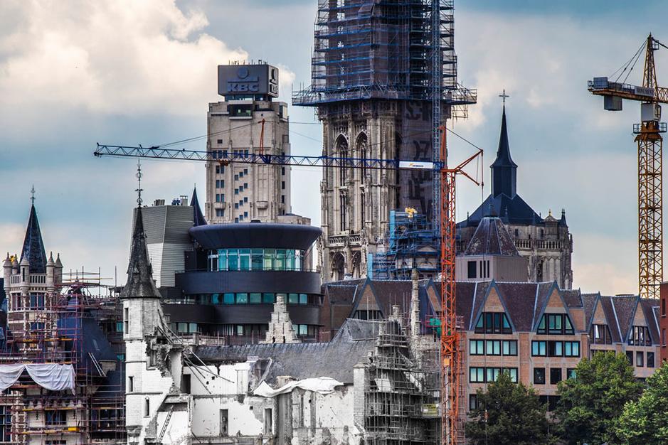 Brief aan Antwerps schepen Koen Kennis: 'Uw stad heeft haar havenziel verloren'