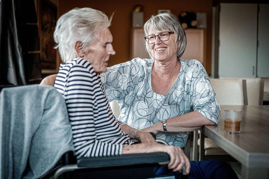 Euthanasie bij dementie: 'Ik had mama beloofd dat ze mocht sterven. En nu zit ze hier'