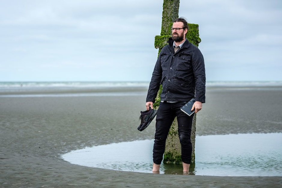 Chef-kok Willem Hiele en zijn band met de oceaan: 'De borden die ik creëer, vertellen zoute historiek'