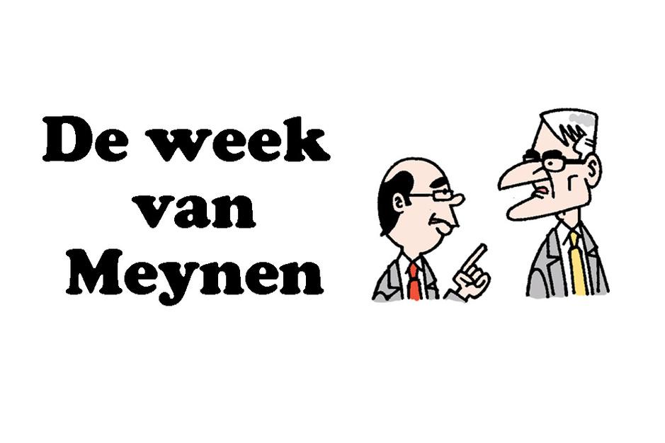 De week van Meynen: 'Bourgeois en Demotte, wat nieuws?'