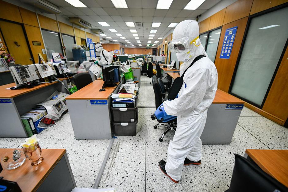Alle hens aan dek: hoe bedrijven het coronavirus kunnen overleven