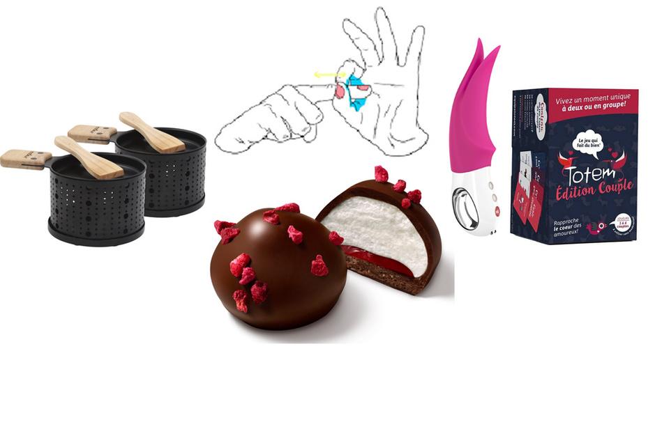 Shopping de Saint Valentin: 10 cadeaux à partager, pour prendre du plaisir à deux