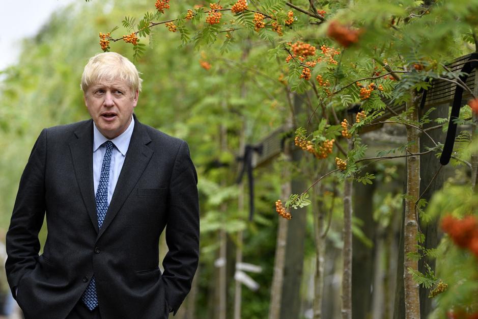 Boris Johnson is de nieuwe Britse premier: 'Zijn hele leven is een campagne'