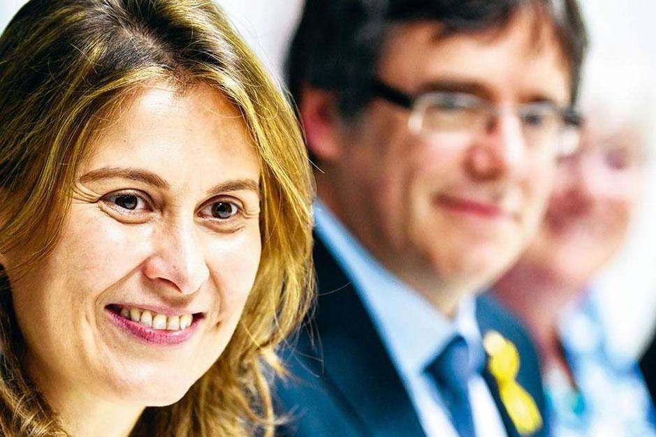 Catalaanse ex-minister in België: 'Deze hoge celstraffen gooien olie op het vuur'