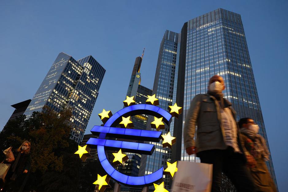 ECB zuinig met extra cadeaus onder de kerstboom (video)