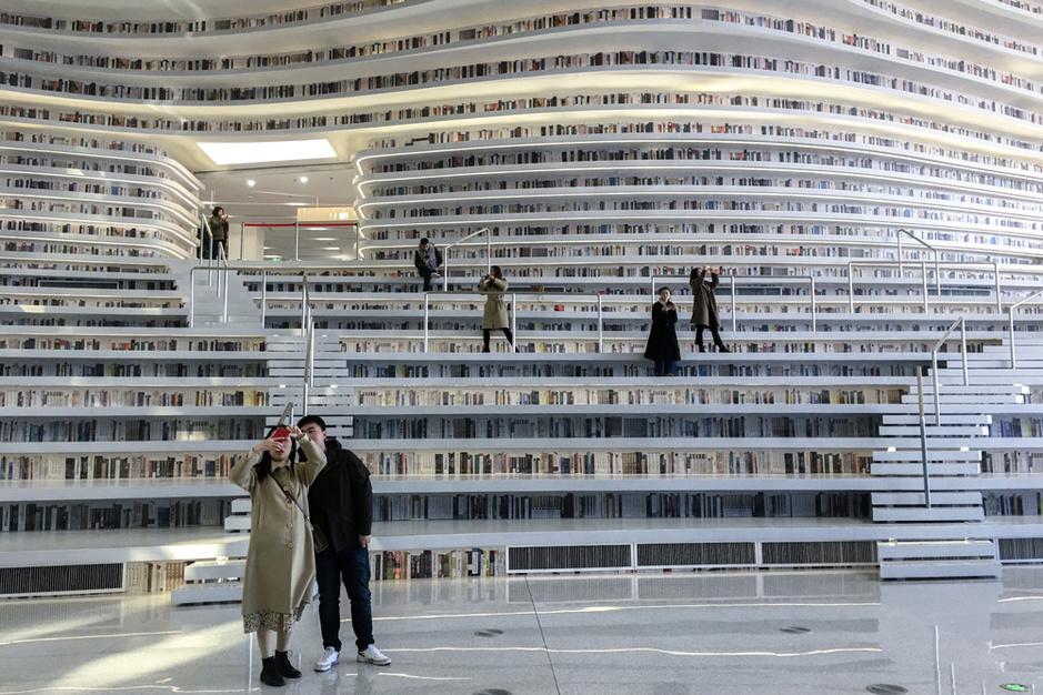 En images: Tour du monde des plus belles bibliothèques