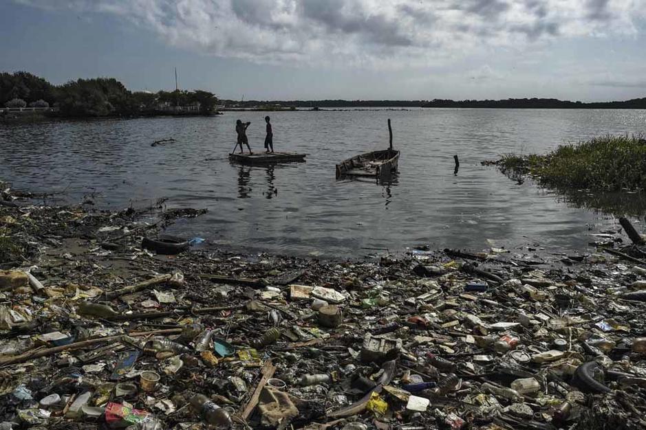La marée noire permanente du lac de Maracaibo (en images)