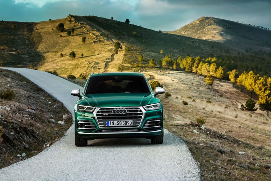 Nieuwe dieselmotor voor Audi-topmodellen maakt overtuigende indruk