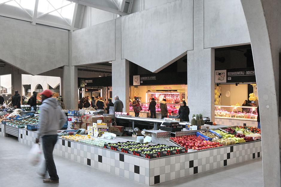 De Brusselse baars: drie sterrenkoks kweken duurzame vis in een stadsboerderij