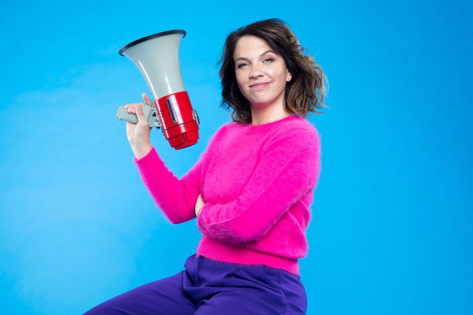 Siska Schoeters over haar nieuwe programma: 'Een pedofiel in het tweede seizoen? Waarom niet?'