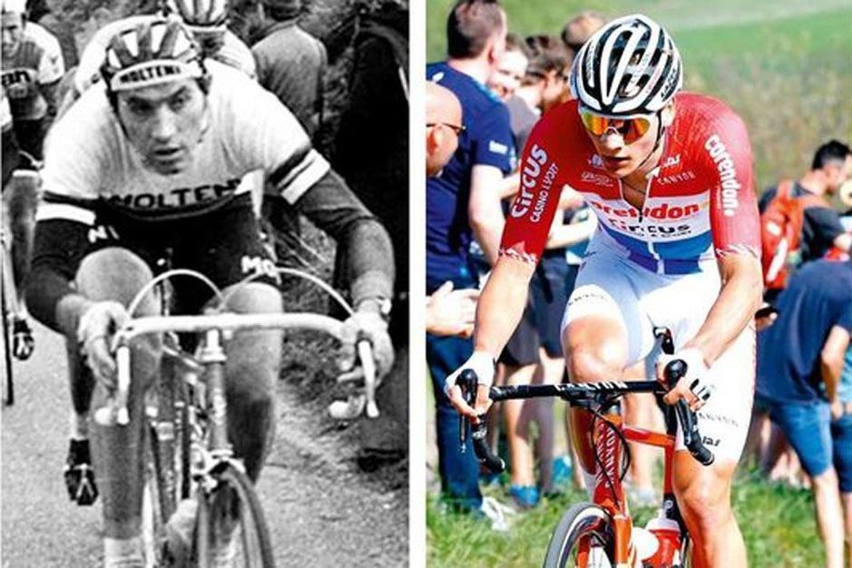 Na het onwaarschijnlijke voorjaar van Mathieu Van der Poel: is de nieuwe Eddy Merckx opgestaan?