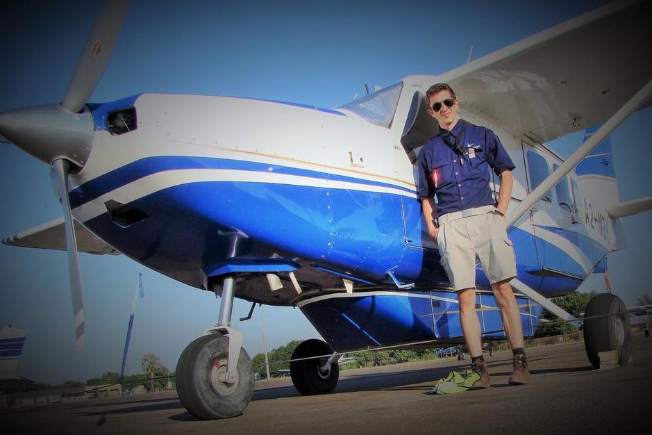Portret van verongelukte piloot: zijn passie werd hem fataal