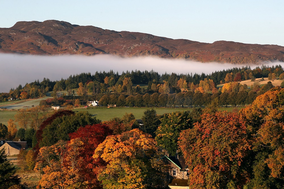 En images : les plus beaux paysages d'automne à travers le monde