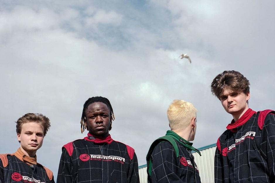 Een inleiding tot Black Midi, de Londense rockhype waar bijna niets over bekend is