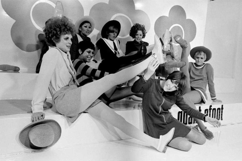 Hoe Mary Quant, de moeder van de minirok, mode democratiseerde