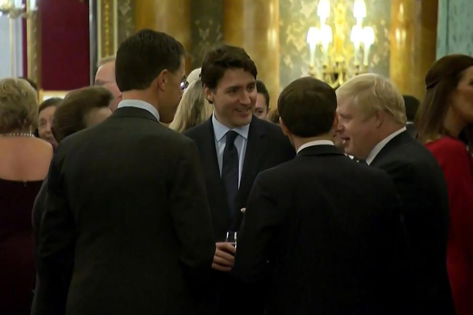 Diplomatiedeskundige over NAVO-incident: 'Trudeau en co. gedroegen zich als roddelende receptietijgers'