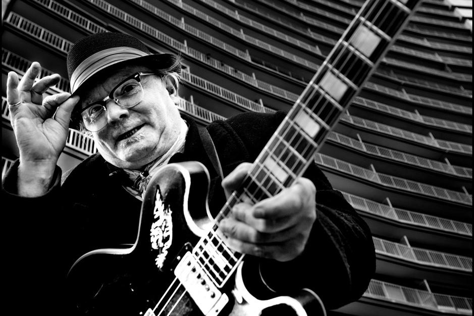 Little Jimmy (1944-2020): Belgische bluesheld die The Stones van het podium blies