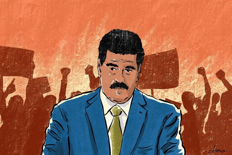 Gevlucht voor Maduro: 'Wie terugkeert belandt in de cel of tussen zes planken'