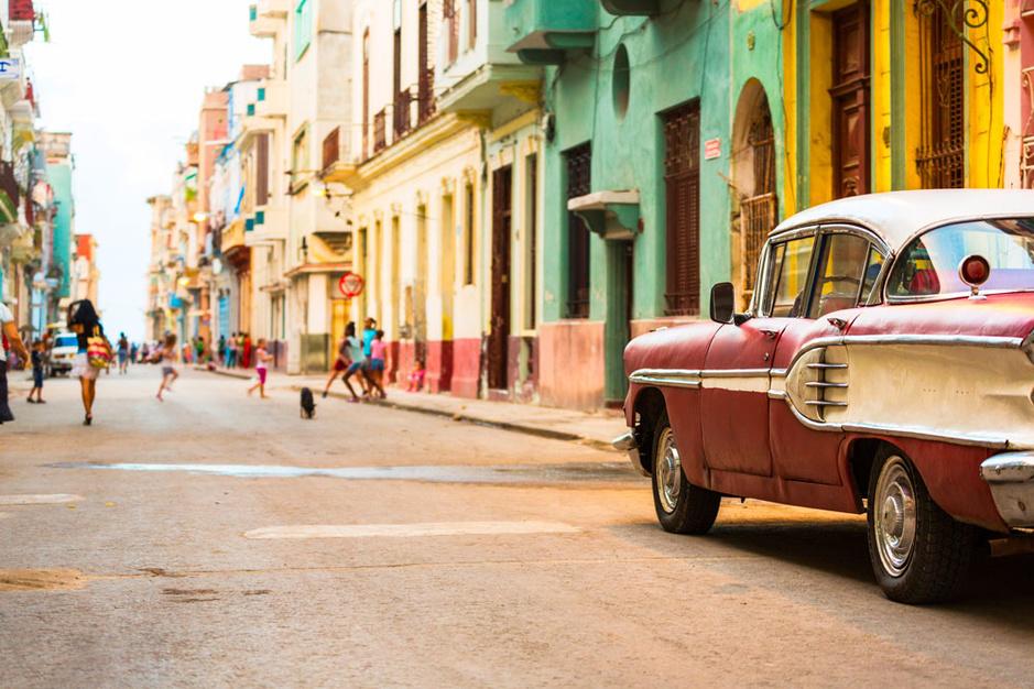 """La magie de La Havane: 500 ans mais """"intacte"""""""