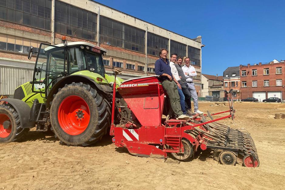 Gentse projectontwikkelaar teelt half miljoen hennepplanten op bouwsite (video)
