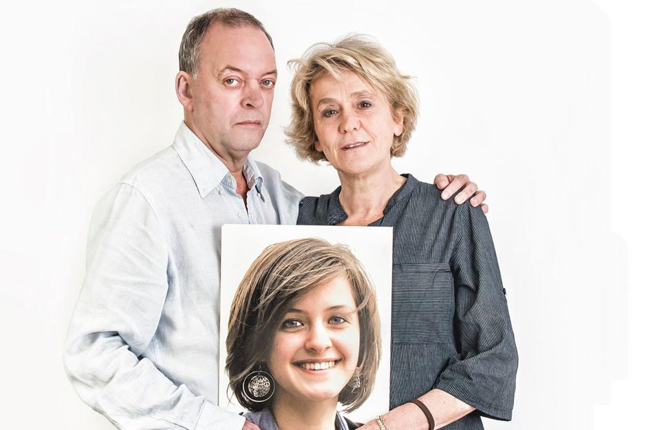 Ouders getuigen over femicide: 'De vriend van Laure leek vrolijk en charmant. Maar hij was gevaarlijk'