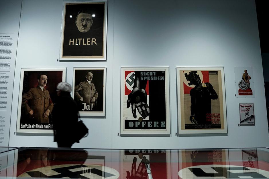 Le design du III Reich nazi exposé aux Pays-Bas, polémique à la clé (en images)