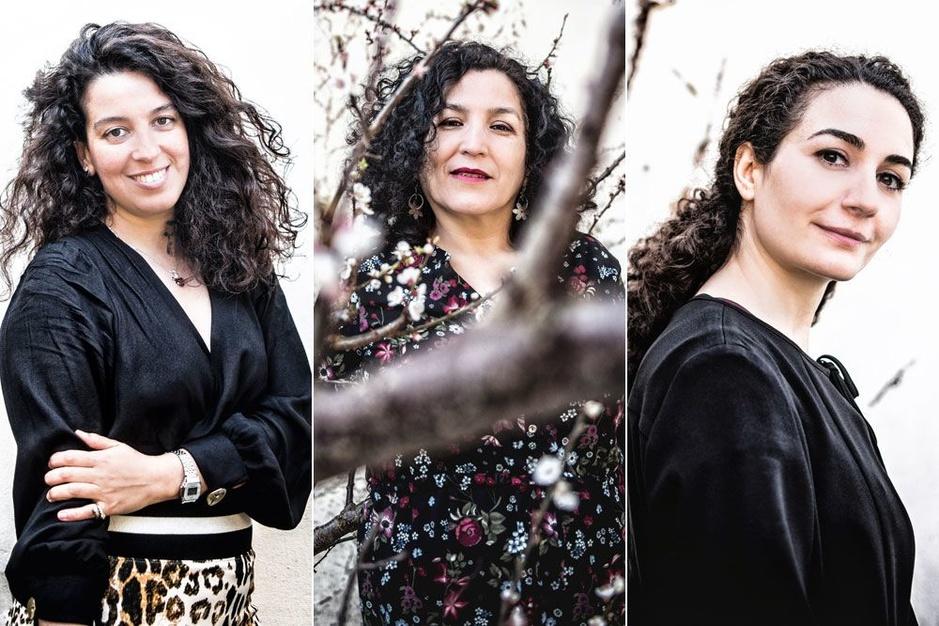 Drie vrouwen, gevlucht uit eigen land: 'Ik heb niet gekozen voor België, ik wilde alleen overleven'