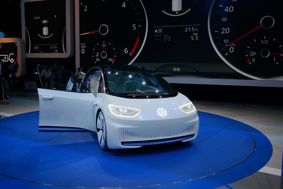 Volkswagen zet met Ford-alliantie BMW en Mercedes voor schut